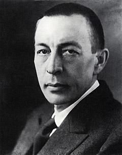 Сергей Васильевич Рахманинов. 1928