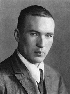 А. Н. Колмогоров. 1930