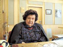 Наталья Бехтерева