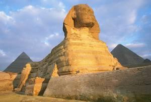 Египетский сфинкс. Немой вопрос через века.