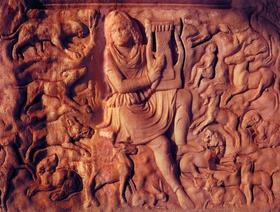 Орфей - полулегендарный основатель мистико-религиозной школы орфиков. Учение Орфея легло в основание будущей античной философии