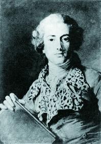 Ж.-Б. Перроно. Жан Жорж Новер. 1764