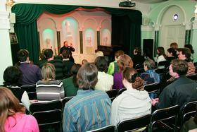 Встреча Музыкальной гостирой Культурного центра Новый Акрополь: наш гость - Светлана Виноградова