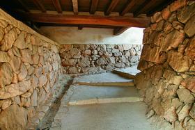 Переходы замка напоминают сложный лабиринт