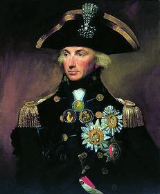 Л. Эбботт. Вице-адмирал лорд Горацио Нельсон