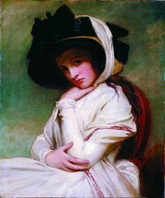 Дж. Ромни. Леди Гамильтон. 1780-е