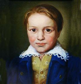 Бетховен в 13 лет