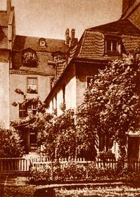 дом, в котором жил Бетховен